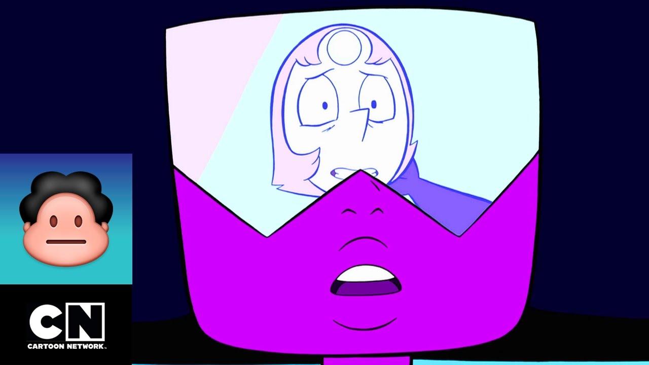 La pelea de Garnet y Perla (Primera parte) | Steven Universe | Cartoon Network