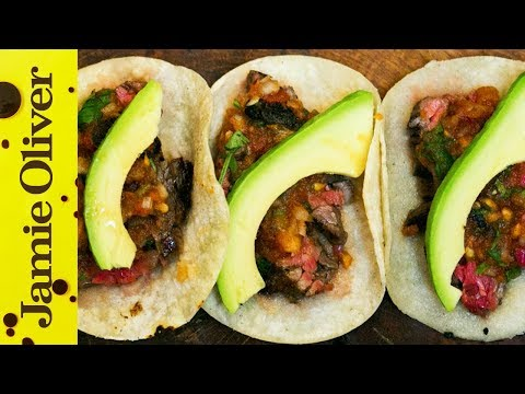 Mexican Steak Tacos | Tommi Miers