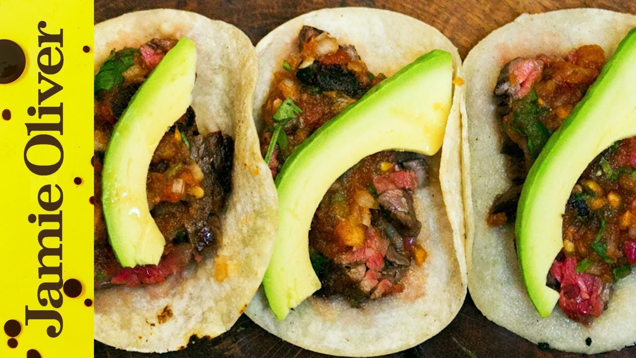 Mexican steak tacos tommi miers youtube forumfinder Gallery