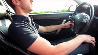 Paraplegic Driving with Menox Hand Controls
