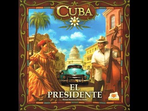 Benjamin Blabs about Cuba: El Presidente in 13 minutes