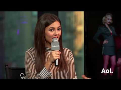 """Victoria Justice And Christina Milian Talk """"The Rocky Horror Picture Show  BUILD Series"""