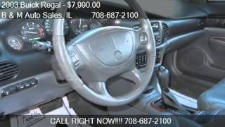 2003 Buick Regal GS Supercharged - for sale in Oak Forest, I