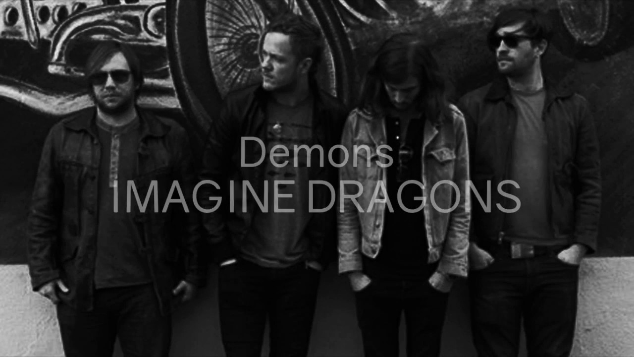 Imagine Dragons - Demons Video Music Karaoke with Synced ...