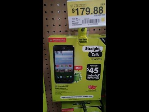 NEW STRAIGHT TALK 4G LTE SIM CARD WORKS ON VERIZON PHONE YouTube