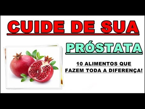 alimentos irritantes de próstata