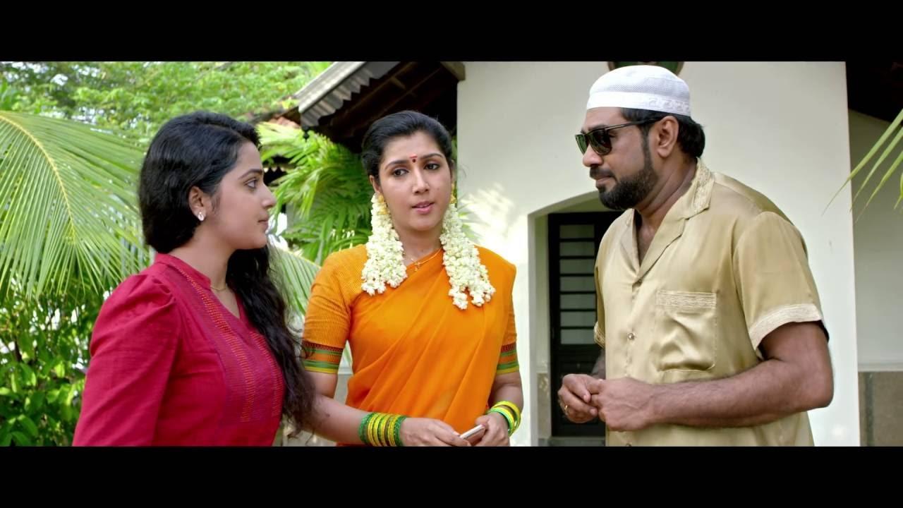 Marubhoomiyile Aana Malayalam Movie Making Video Song | Mannappam Chuttu | P.Jayachandran