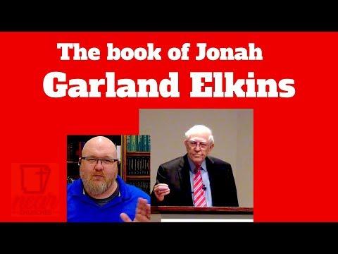 Garland Elkins: Memphis School of Preaching chapel