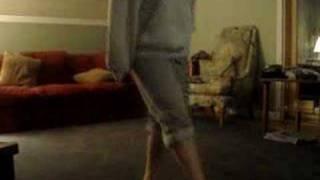 Me Irish Step Dancing