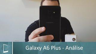 Samsung Galaxy A6 Plus - Análise | Clube do Smartphone