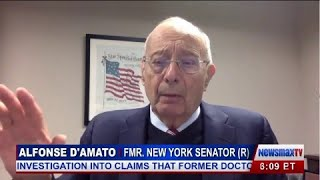 Alfonse D'Amato Deconstructs The State Of The Union