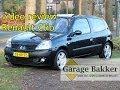 Video review Renault Clio 1.6 16v Dynamique, 2004, 02-NR-ZG