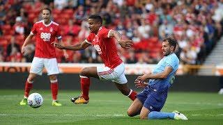 Highlights: Forest 2-1 Girona (25.07.17)