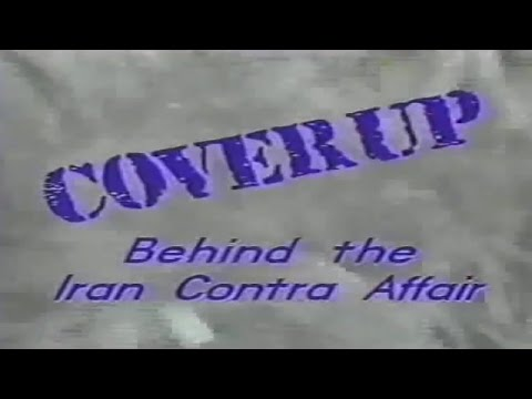 COVER UP - Behind The Iran Contra Affair TRAILER