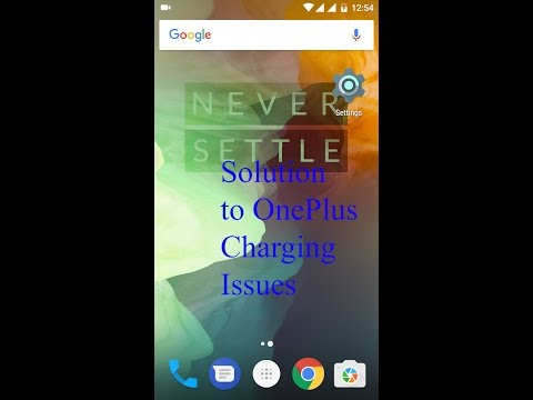 OnePlus 2 Charging Issues(Problem) + Solution
