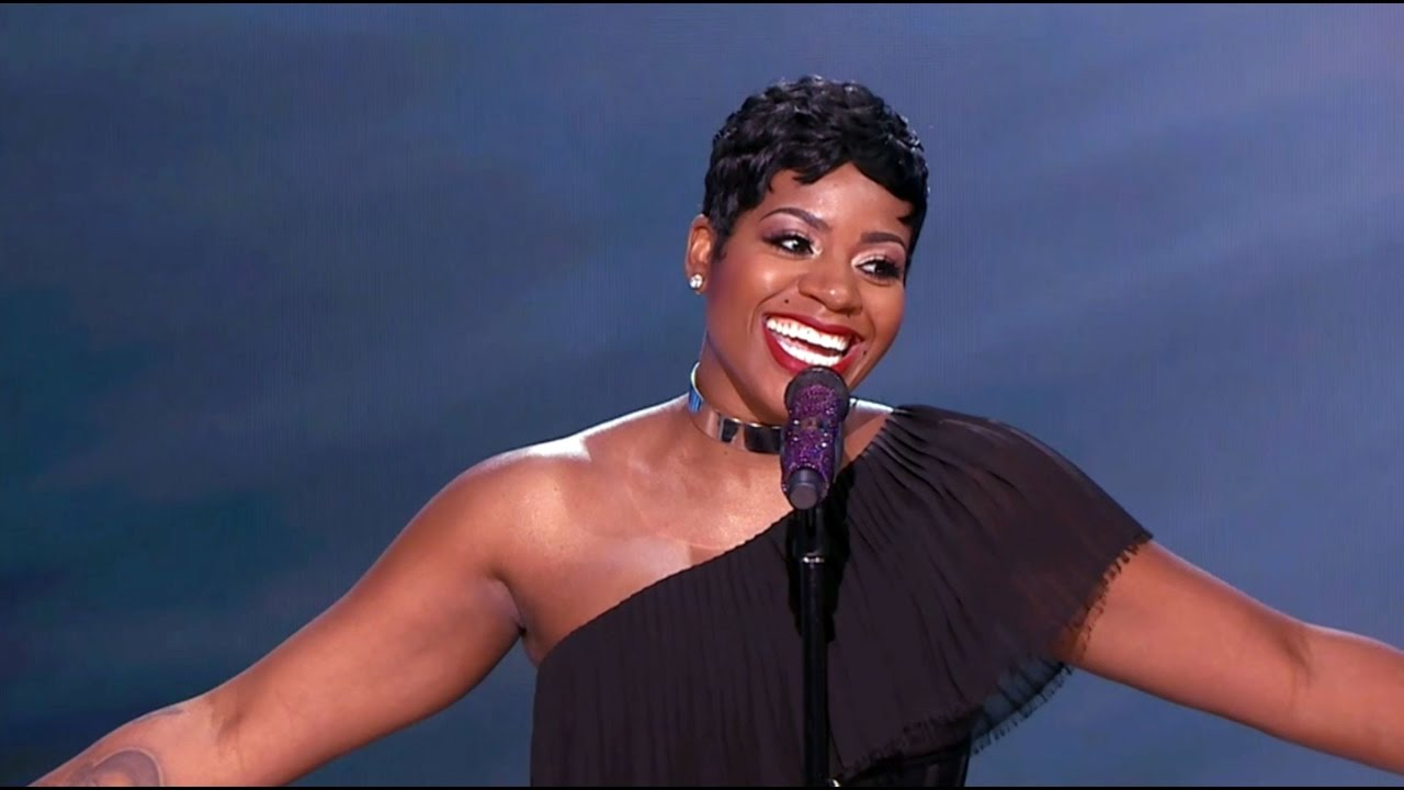 Fantasia Necessary Live On Joyful Noise Youtube