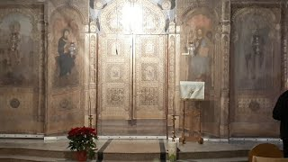 Vecernia - Concert de Colinde La Biserica Sf. Treime din Gherla