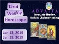 Tarot Weekly Horoscope: January 13, 2019- January 19, 2019