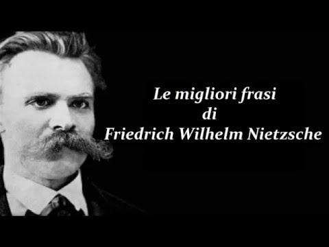 Frasi Sulla Vita Nietzsche.Frasi Celebri Di Friedrich Wilhelm Nietzsche Youtube