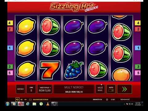Sizzling Hot Game Zdarma