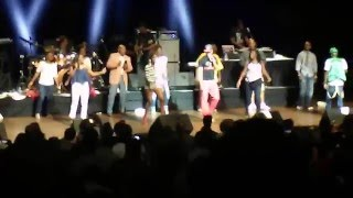 BBD (Bell Biv DeVoe) Performing Poison and Dance Battle