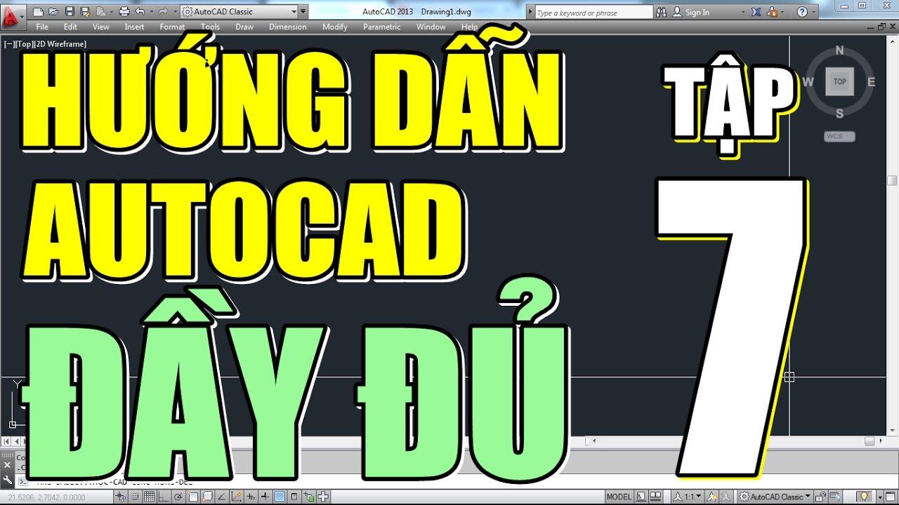 ✔ Sửa Lỗi Font | Cài Font Đầy Đủ & Toàn Tập Về Viết Chữ Trong CAD • AutoCAD Đầy Đủ • Tập 7