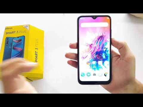 Infinix Smart 3 Plus Unboxing 2020