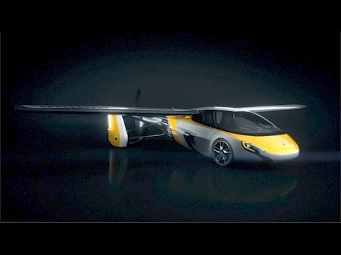 World's first commercial flying car debuts in Monaco