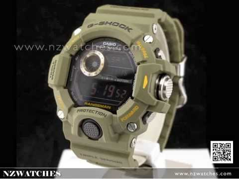 Casio G-Shock Rangeman Solar Multiband 6 Sport Watch GW-9400-3 ... 35d7ad127