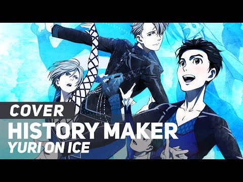 "Yuri!!! on ICE - ""History Maker"" (FULL Opening) - Dean Fujioka 