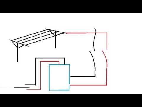 Full and complete house electrical wiring video (single