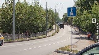 В Полоцке закрывают мост через Двину (28.05.2019)