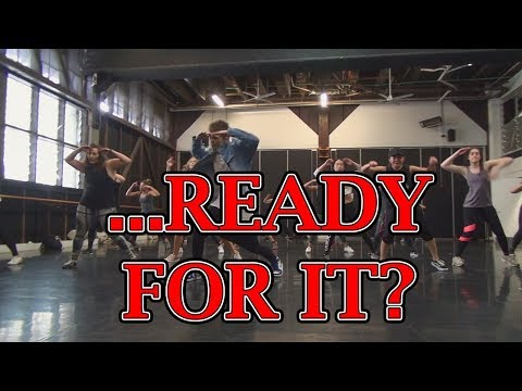 """""""...READY FOR IT?"""" - Taylor Swift 