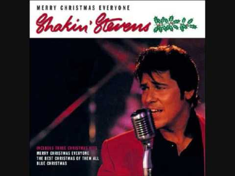 Shaking Stevens- Merry Christmas Everyone