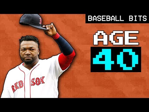 Old Man David Ortiz Destroyed the League on His Retirement Tour   Baseball Bits
