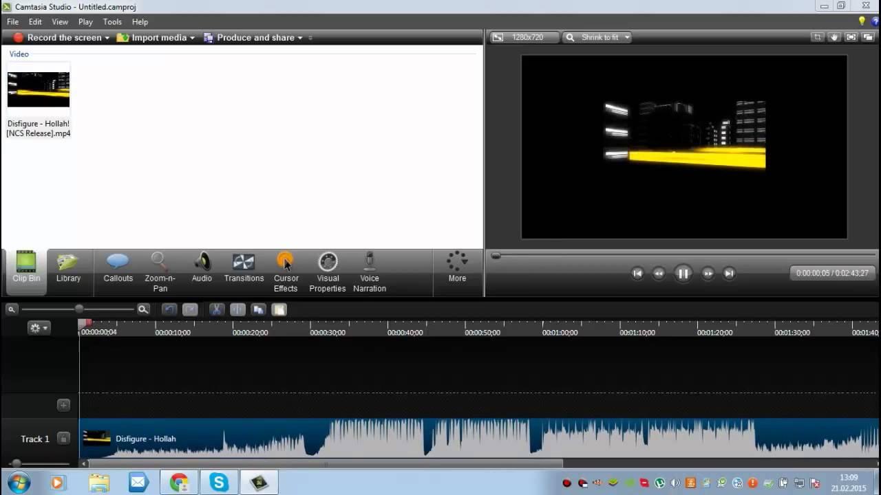 Как скачать программу camtasia studio 8 видео