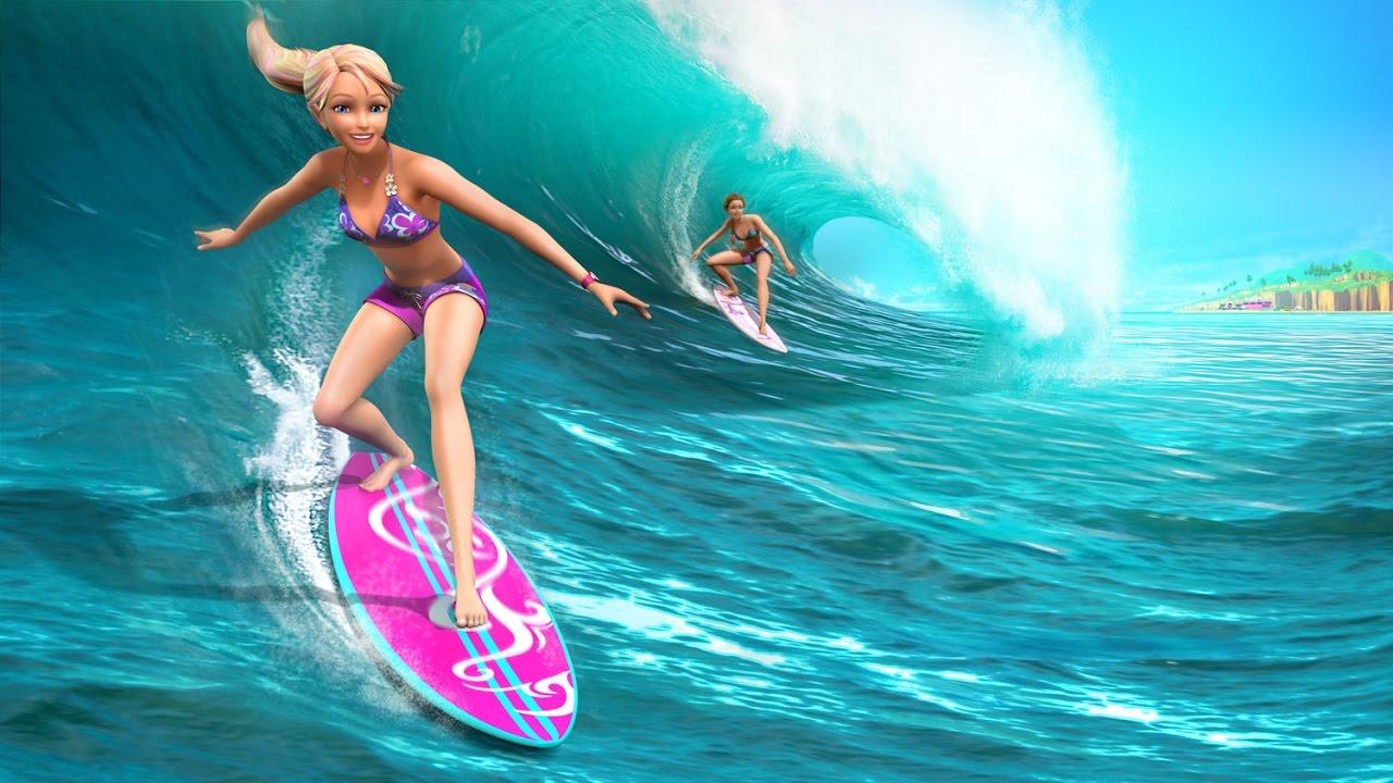 Barbie In
