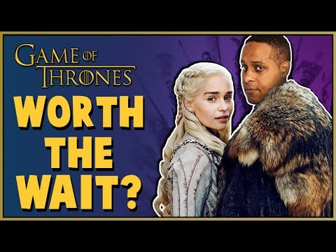 GAME OF THRONES SEASON 8 EPISODE 1 REVIEW - Double Toasted