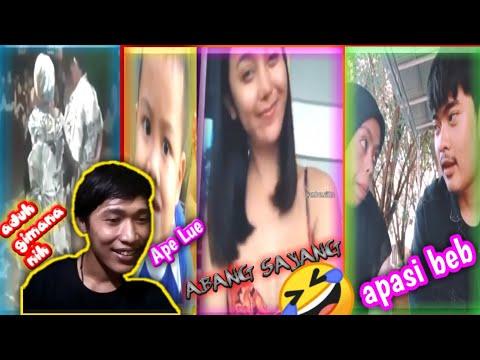 Reaction TIKTOK INDONESIA    Ngakak Wee