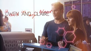 CLAIRE AND OWEN || IT ISN'T IN MY BLOOD