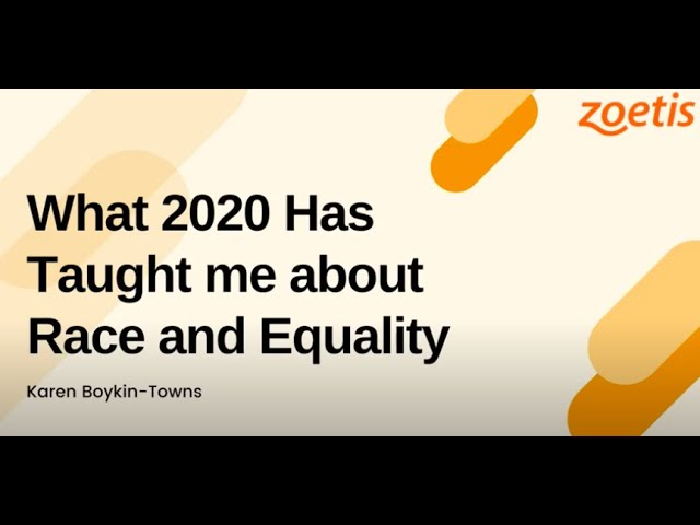 What 2020 Has Taught me about Race and Equality - Karen Boykin Towns