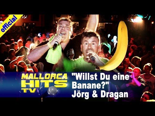 Jörg und Dragan - Willst Du eine Banane