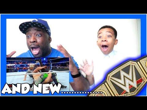 🔥DANIEL BRYAN BEATS AJ STYLES FOR THE WWE CHAMPIONSHIP|SMACKDOWN LIVE|REACTION🔥