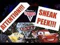 Cars 3 Sneak Peek