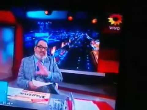 """Periodismo Para Todos 3 de Junio de 2012 Jorge Lanata.- """"cepo al Dolar""""""""Cacerolazos."""