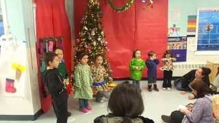 Inupiaq School Christmas Program