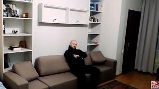 Шкаф кровать, диван.Киев.Мебель трансформер.Организация жилого пространства.+3м2(, 2016-01-25T20:34:49.000Z)