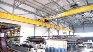 Крановое оборудование Казанского Кранового Завода