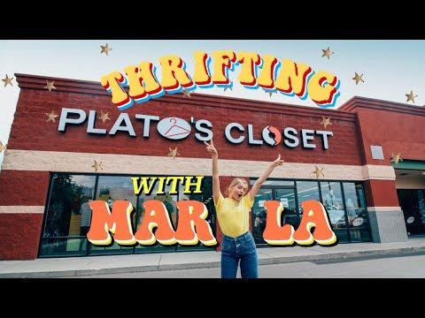 Thrifting With Marla (Plato's Closet & Savers)