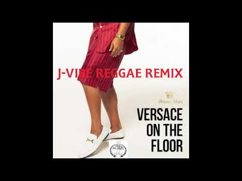 Versace On The Floor J Vibe Reggae Remix Youtube